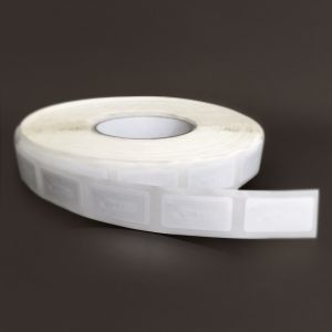 Tag 18 x 36 mm - PP blanc