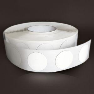 Tag 37 mm - Papier blanc + ferrite