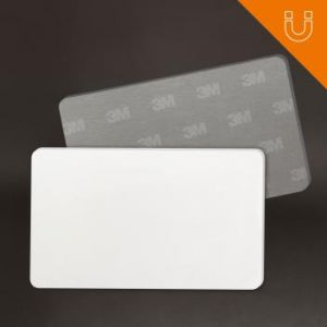 Tag semi rigide 81 x 49 mm - Prélam (PVC) + ferrite