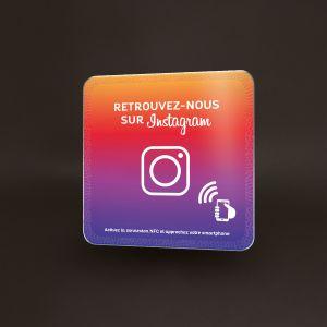 Plaque Véralite - Instagram